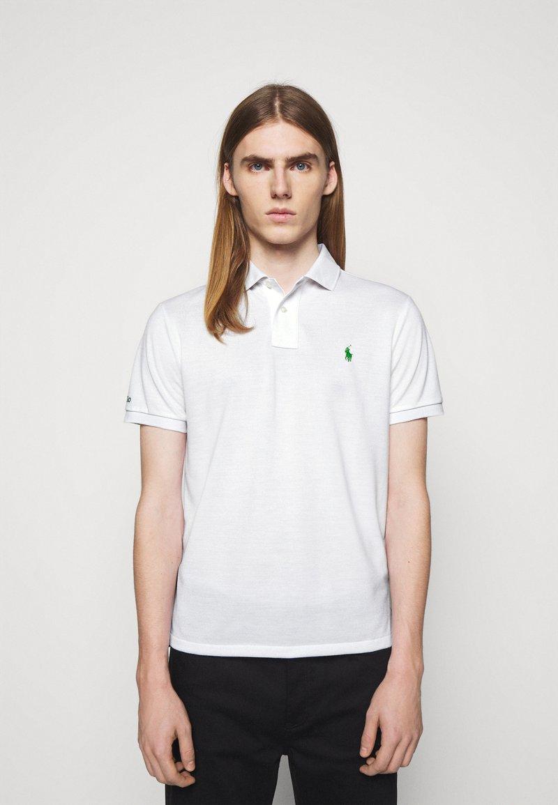 Polo Ralph Lauren - THE EARTH POLO - Polo - white