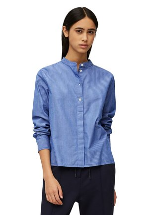 Blouse - multi/cornflower