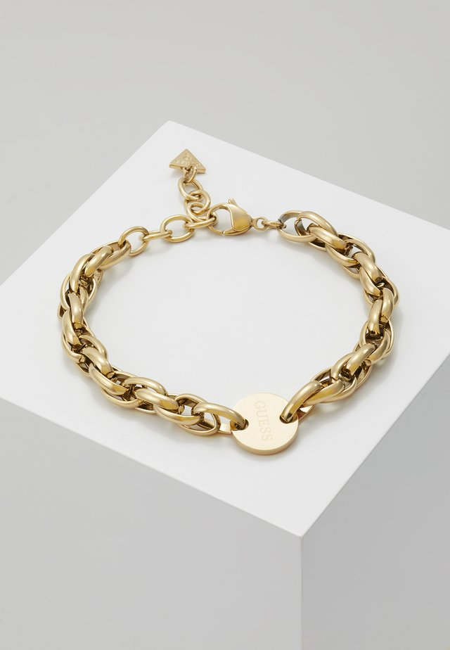 CHAIN REACTION - Bracciale - gold-coloured