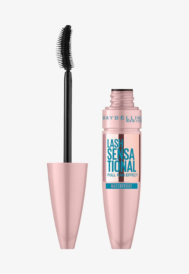 LASH SENSATIONAL MASCARA WATERPROOF - Mascara - 01 very black