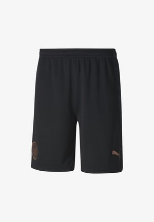 MANCHESTER CITY REPLICA - Sports shorts - puma black-dark denim