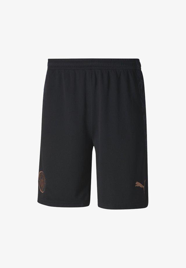 MANCHESTER CITY REPLICA - Sports shorts - puma black-dark denim
