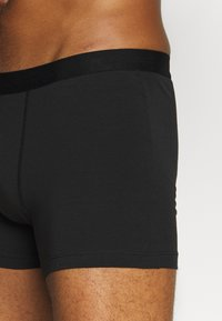 Pier One - 3 PACK - Panties - black/white - 6