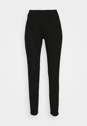 YASWOOLA - Leggings - black
