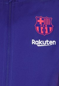 Nike Performance - FC BARCELONA MNK DRY SET - Club wear - deep royal blue/lt fusion red - 7
