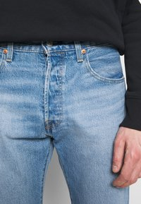 Levi's® - 501 '93 CROP - Straight leg jeans - thunder night rider - 3