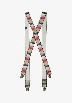 SUSPENDERS TOSHIA - Overige accessoires - juniper