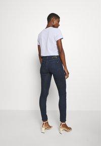 Tommy Hilfiger - COMO  - Jeans Skinny Fit - dark-blue denim - 2