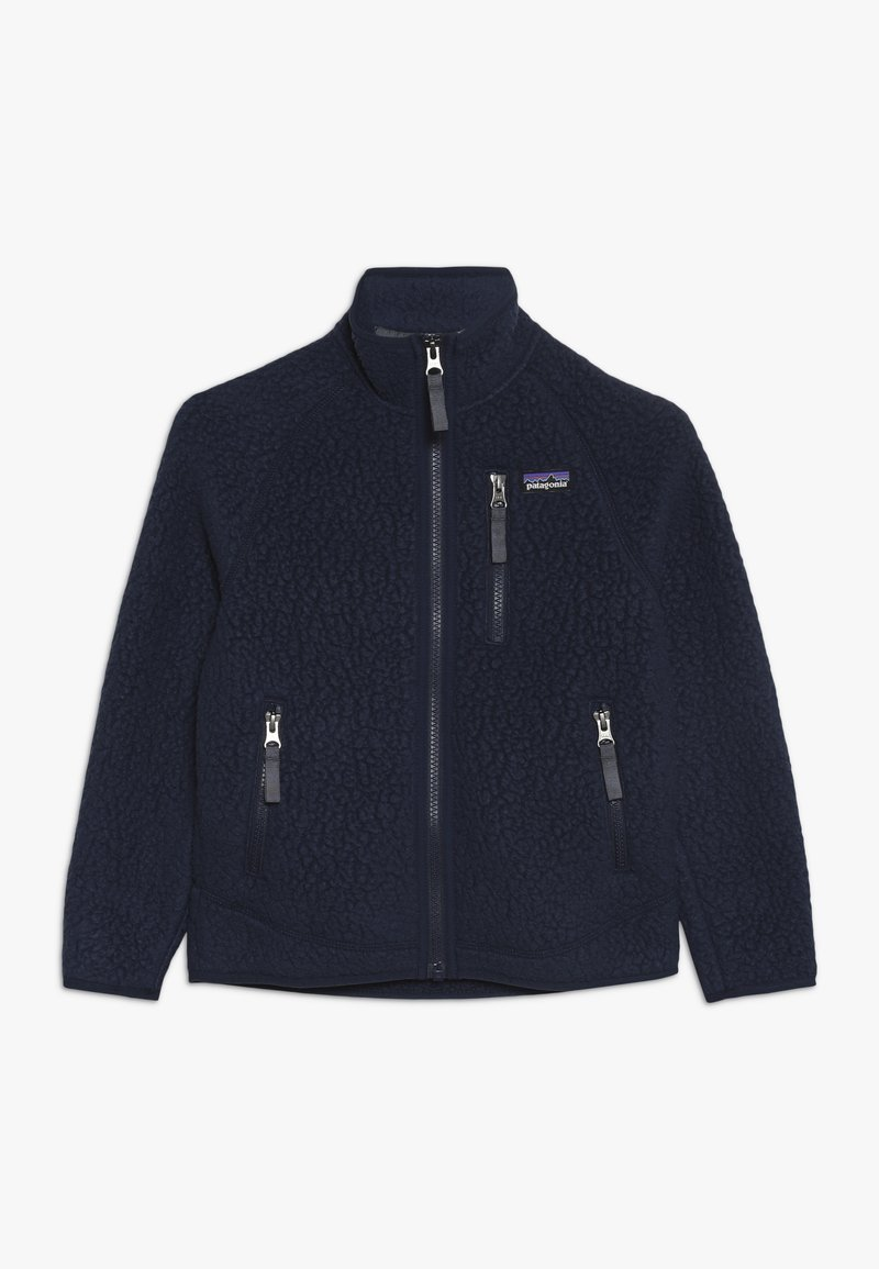 Patagonia - BOYS RETRO PILE - Fleece jacket - neo navy