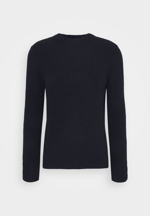 JUMPER - Neule - blue dark