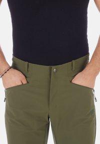 Mammut - MACUN - Spodnie materiałowe - iguana - 3