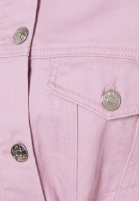 ONLY - ONLJONES LS PASTEL  - Džínová bunda - dawn pink - 2
