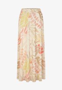 comma - BEDRUCKTER - A-line skirt - coral leaf - 5