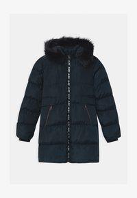 Lemon Beret - GIRLS  - Short coat - navy blazer - 0