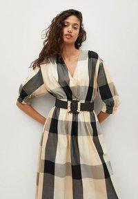 Mango - Day dress - schwarz - 2