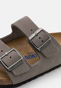 Birkenstock - ARIZONA - Kapcie - soft whale gray - 5