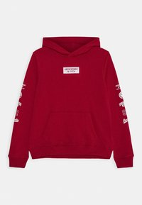 Abercrombie & Fitch - Hoodie - red - 0