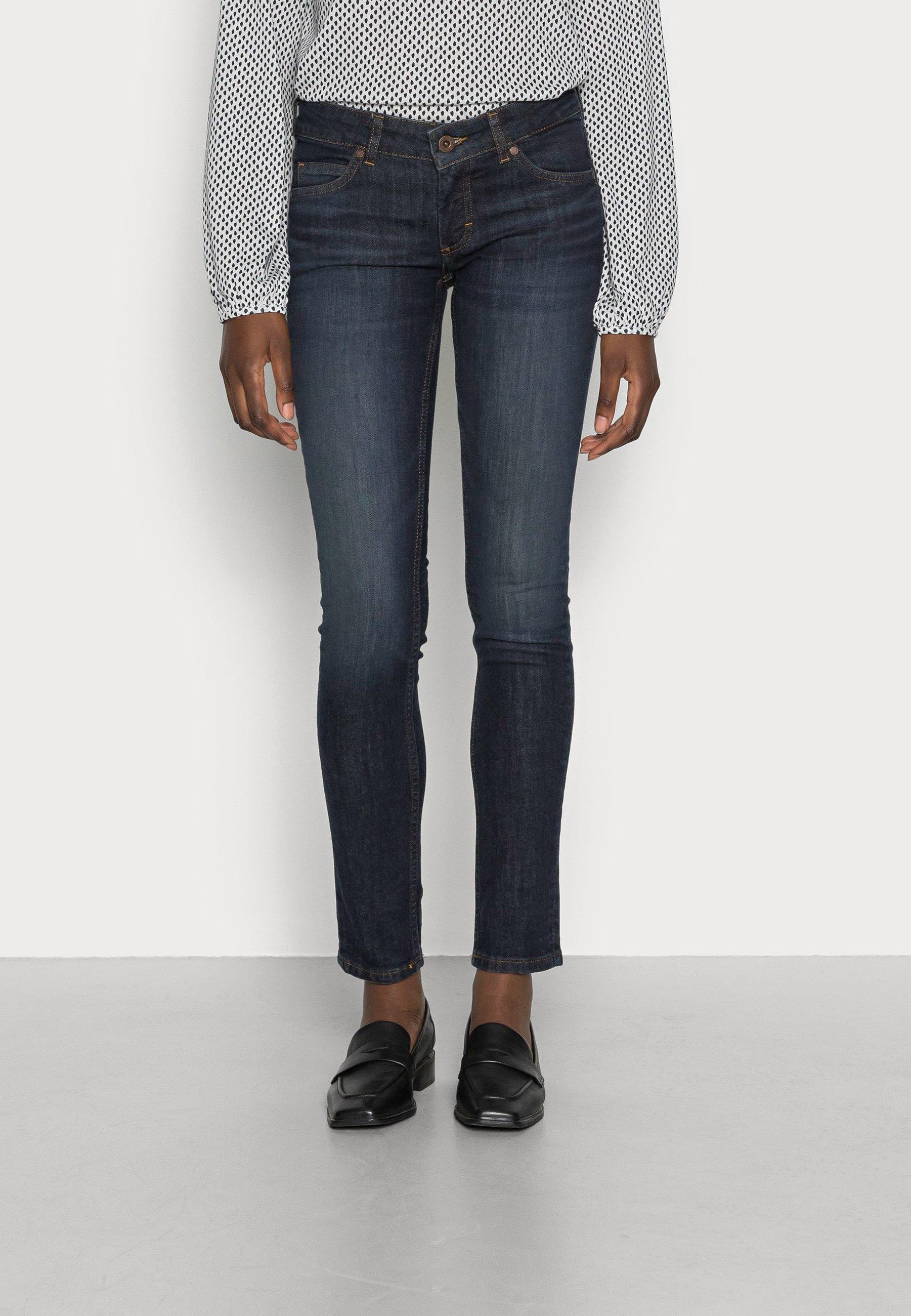 Women DENIM TROUSER LOW WAIST SKINNY FIT REGULAR LENGTH - Jeans Skinny Fit