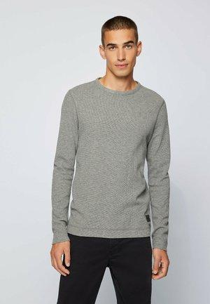 TEMPEST - Pitkähihainen paita - light grey