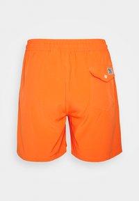 Polo Ralph Lauren - TRAVELER SWIM - Swimming shorts - saling orange - 1