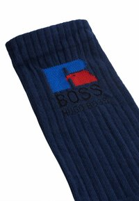 BOSS - QS RUSSELL CC_RA - Socks - dark blue - 1