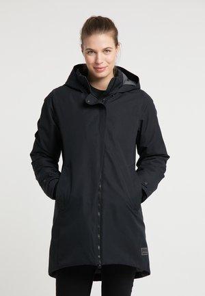 CONSCIENCE - Winter coat - black