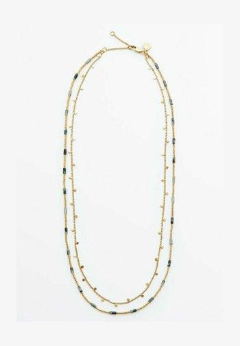 DOPPELTE - Necklace - grey