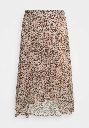 A-line skirt - dusk
