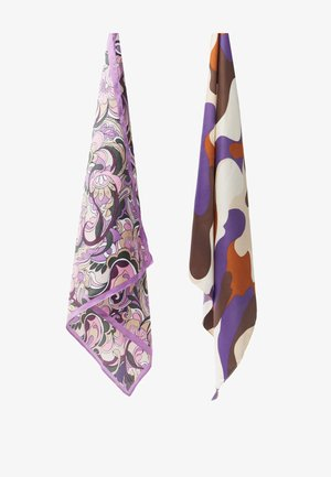 Cache-oreilles - purple/brown
