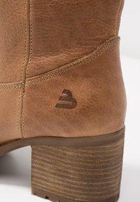 Bullboxer - Vysoká obuv - caramello - 2