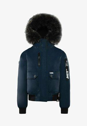 MOUNTAIN - Down jacket - navy
