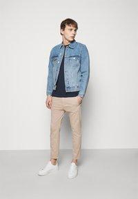 DRYKORN - JEGER - Trousers - beige - 1