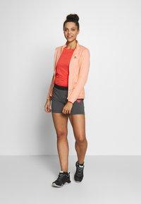 Dynafit - TRANSALPER HYBRID SHORTS - Sports shorts - magnet - 1