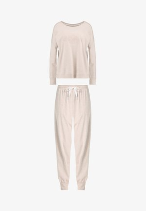 Pyjama set - shell heather