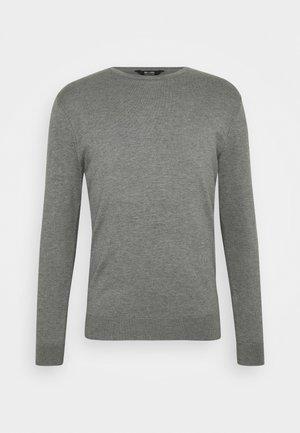ONSWYLER LIFE CREW - Jumper - medium grey melange