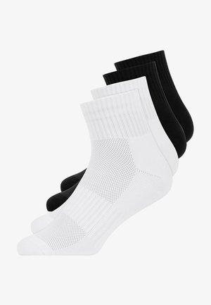 LAUFSOCKEN - Socks - schwarz-weiß