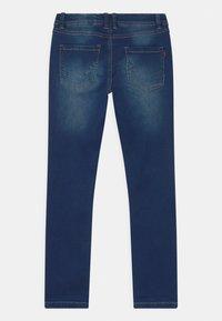 Name it - NKMROBIN  - Jeans straight leg - dark blue denim - 1