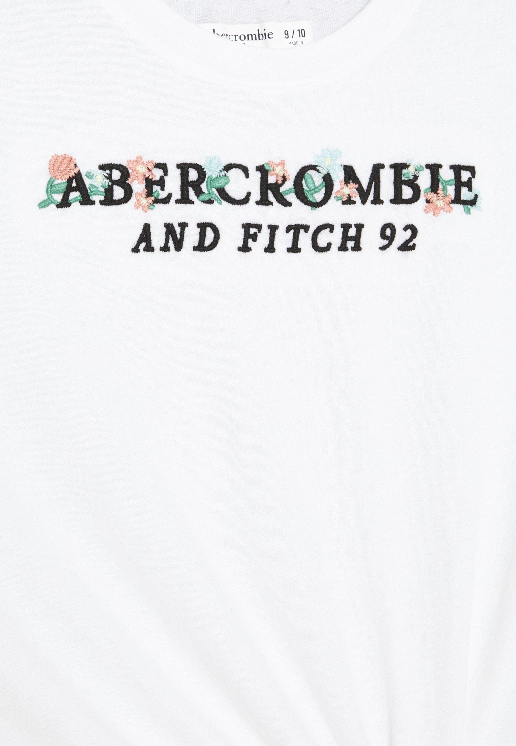 Kids KNOT FRONT TECH CORE - Print T-shirt