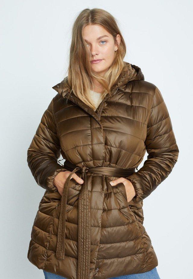 SELLER7 - Down coat - braun