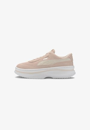 PUMA DEVA SUEDE WOMEN'S TRAINERS FEMALE - Sneakers - rosewater-puma white