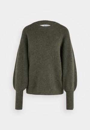 SLFSIF KAYA O-NECK  - Sweter - kalamata