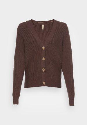 SC-BLISSA 20 - Cardigan -  brown