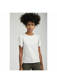 NAF NAF - Basic T-shirt - grey - 0