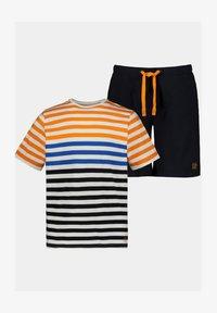 JP1880 - SET - Pyjamas - orange - 1