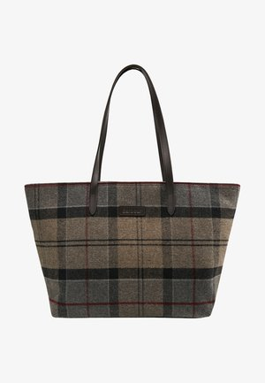 WITFORD TARTAN TOTE - Shopping Bag - winter