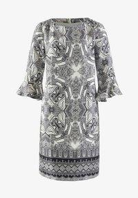 Alba Moda - Day dress - schwarz off white - 7