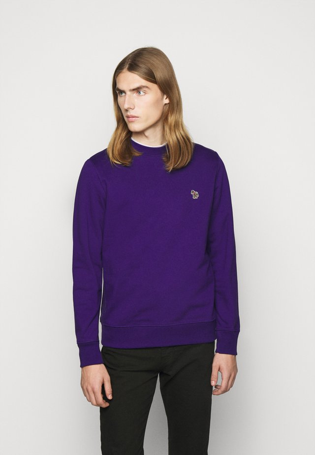 MENS REG FIT - Sweater - purple