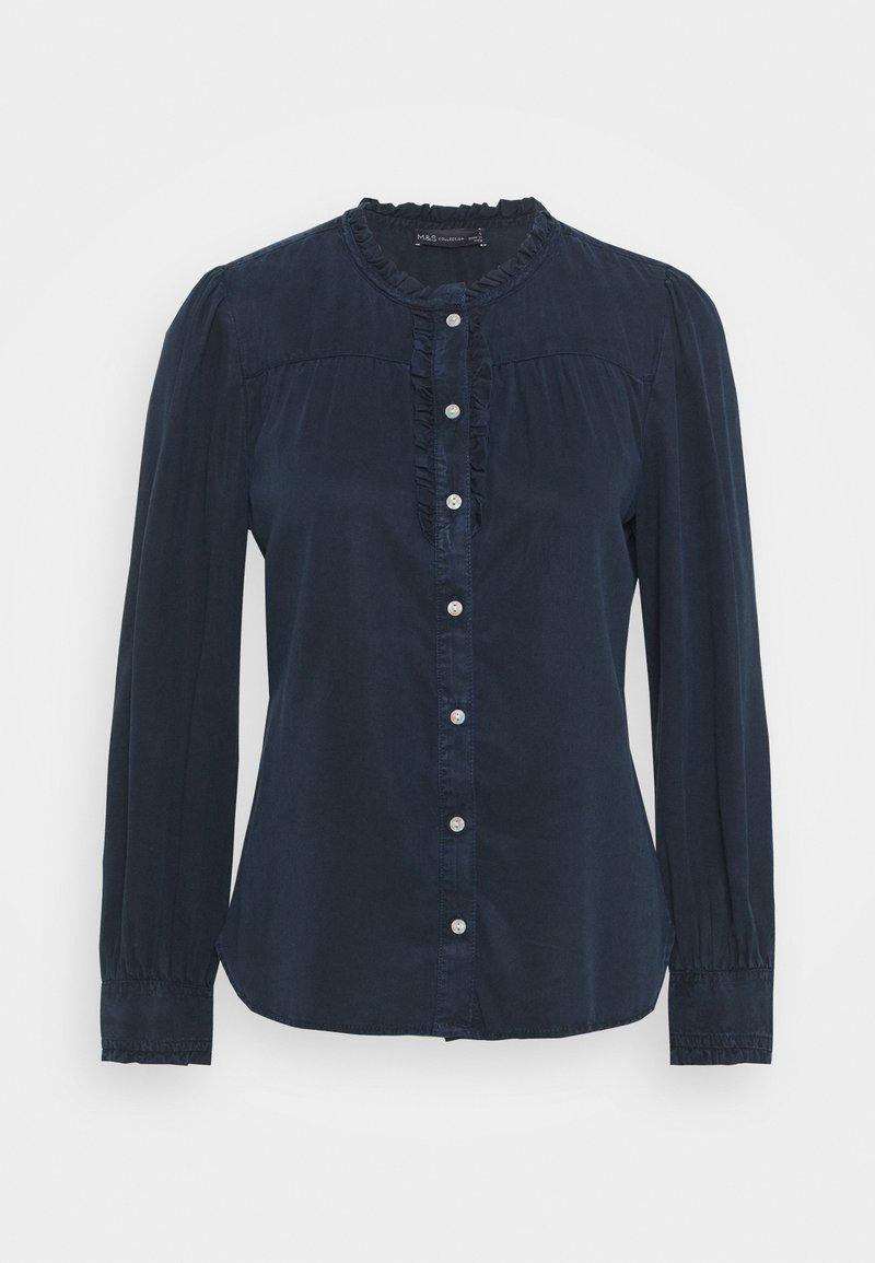 Marks & Spencer London - Blusa - dark blue