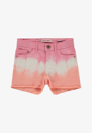 Denim shorts - white denim