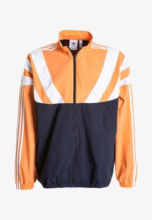 Training jacket - legend ink/easy orange